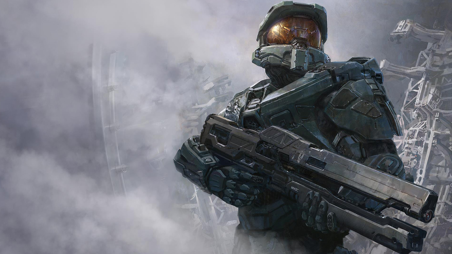 Halo 4 Wallpaper in 1920x1080 1920x1080