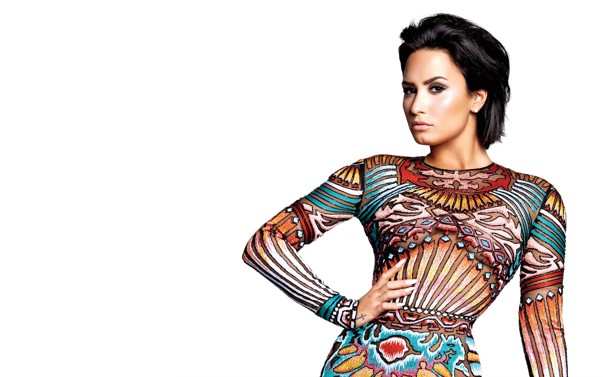 Demi Lovato 2016 Desktop Wallpaper   New HD Wallpapers 2560x1600