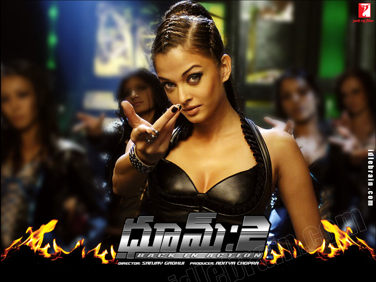 Dhoom 2   Telugu film wallpapers   Telugu cinema   Hrithik Roshan 1280x960