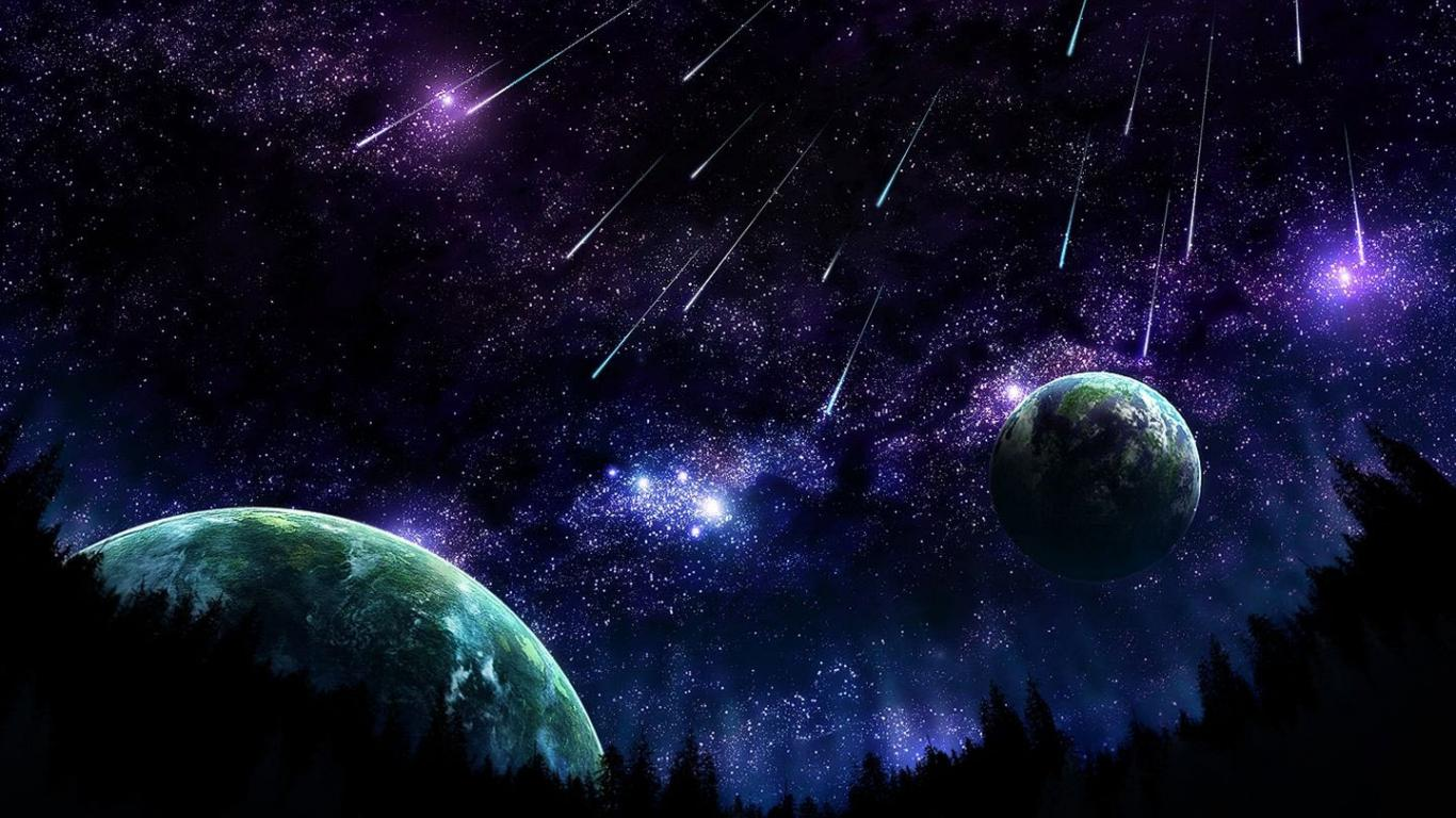 galaxy wallpapers 1366x768 - wallpapersafari