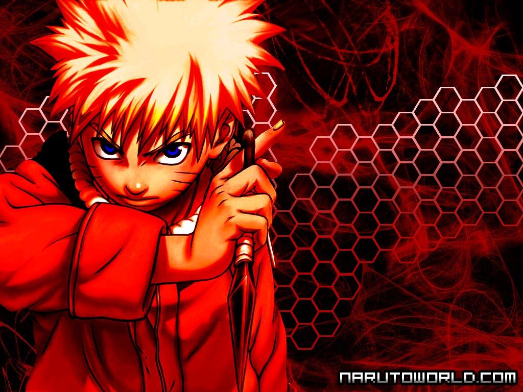 naruto wallpaper   anime naruto all character Wallpaper 1024x768