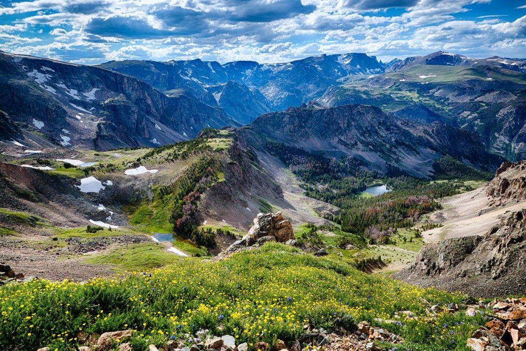 Four of the Best Photo Opportunities in Yellowstone Country 1024x683