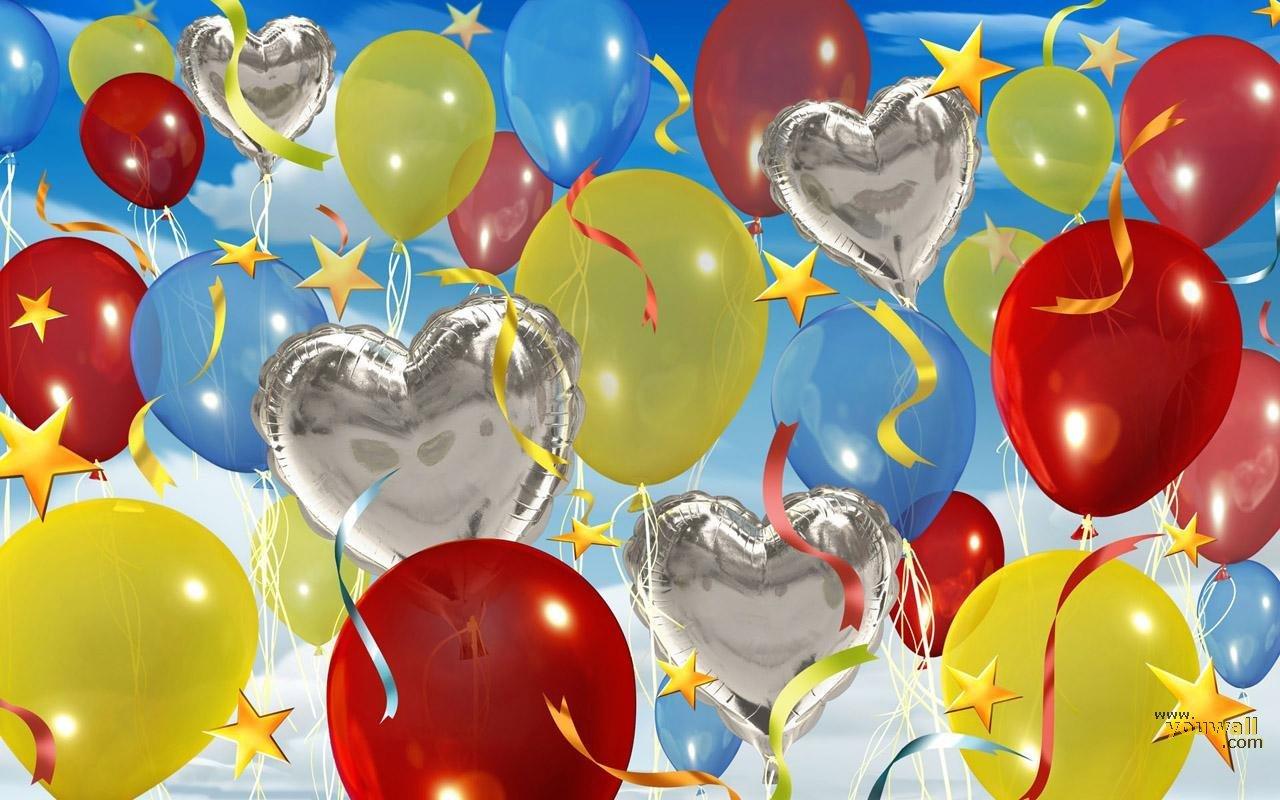 Balloons Wallpaper   wallpaperwallpapersfree wallpaperphotodesktop 1280x800