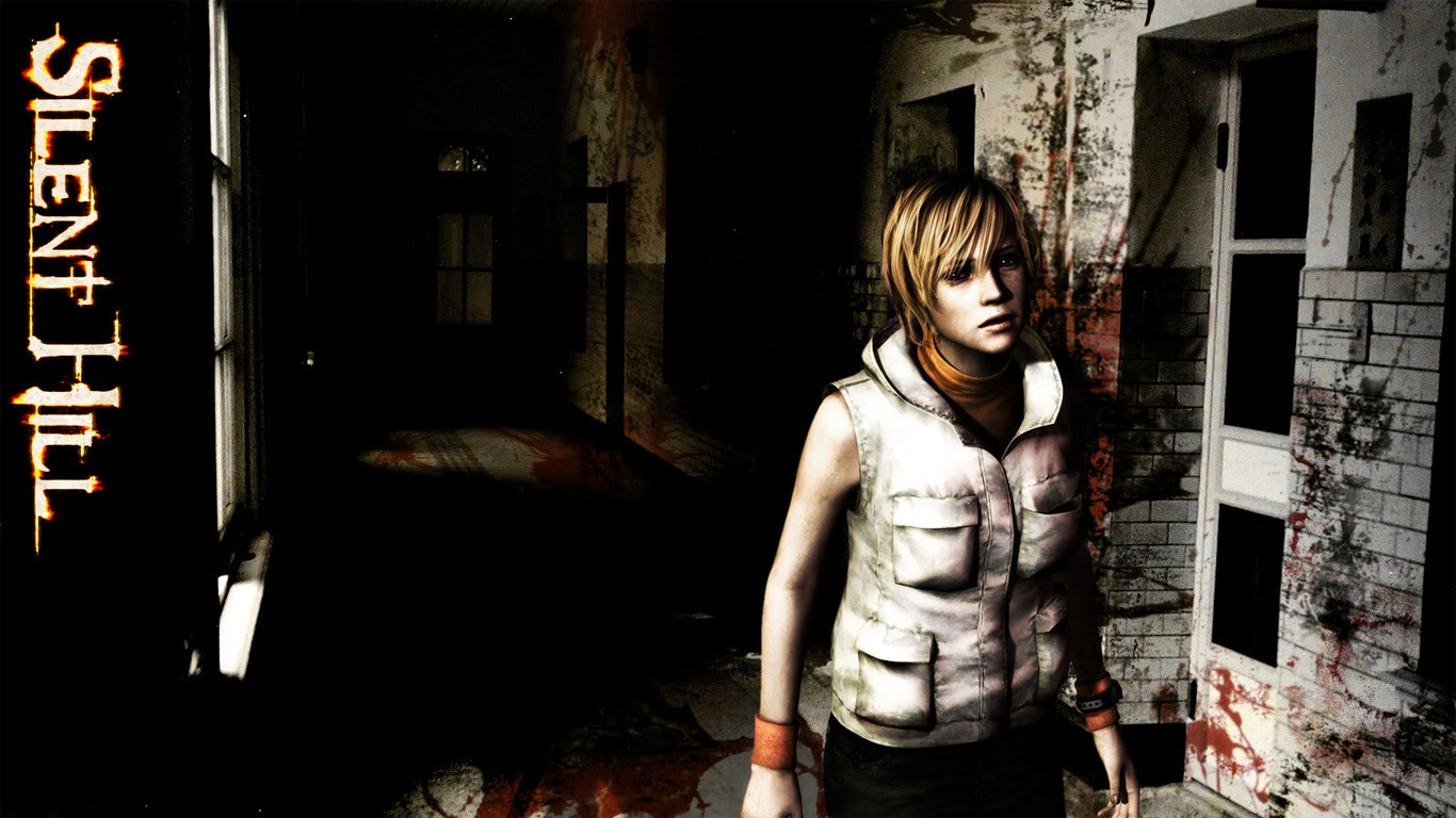 1366x768px Silent Hill 2 Wallpaper Wallpapersafari