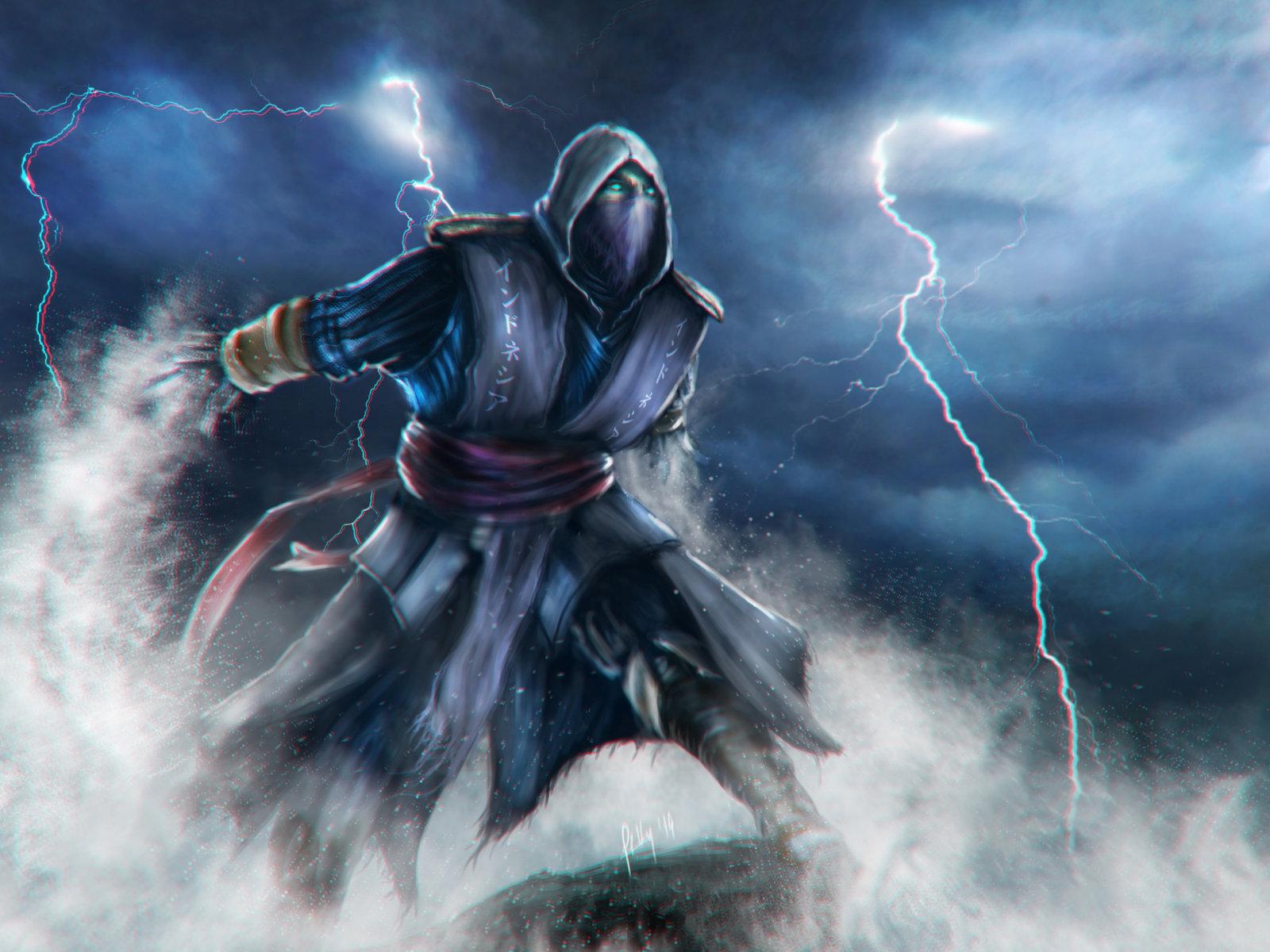 Mortal Kombat Rain Wallpaper Mkac rain by letticiamaer 1600x1200