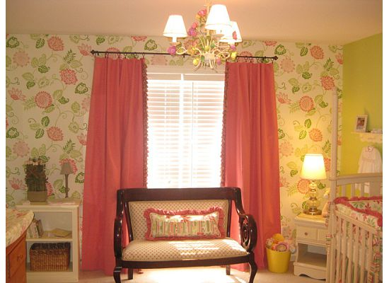 wallpaper comes baby wallpaper nursery wallpaper nursery wallpaper 550x400