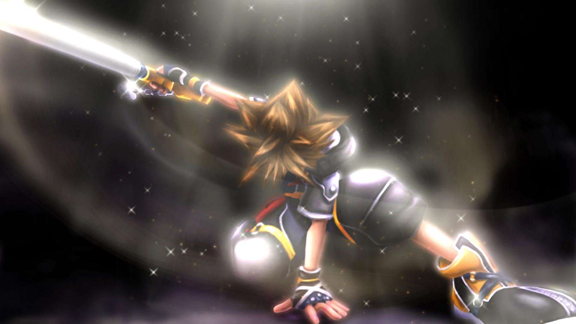 Kingdom Hearts Wallpapers HD  Wallpaper Cave