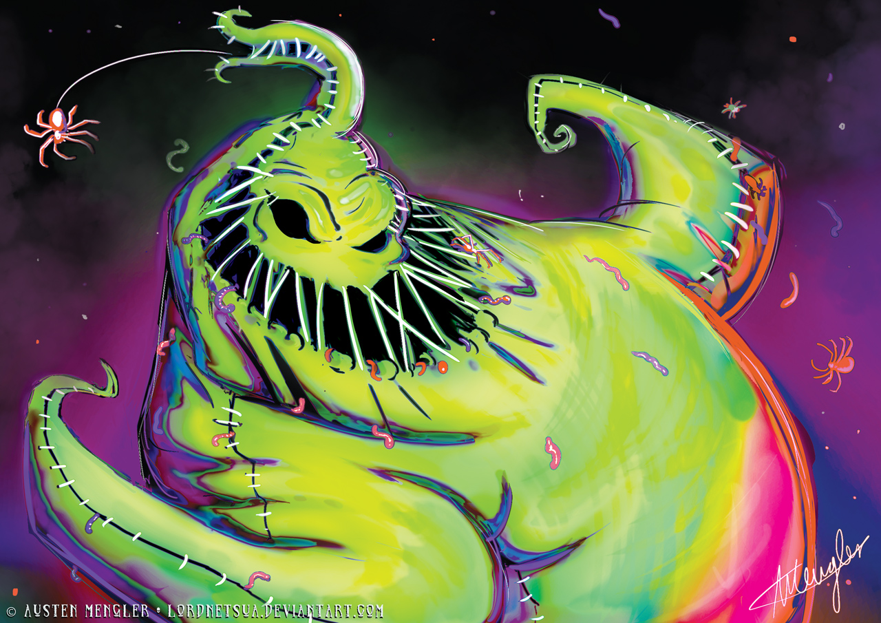 Free Download Oogie Boogie By Lordnetsua 1280x905 For Your