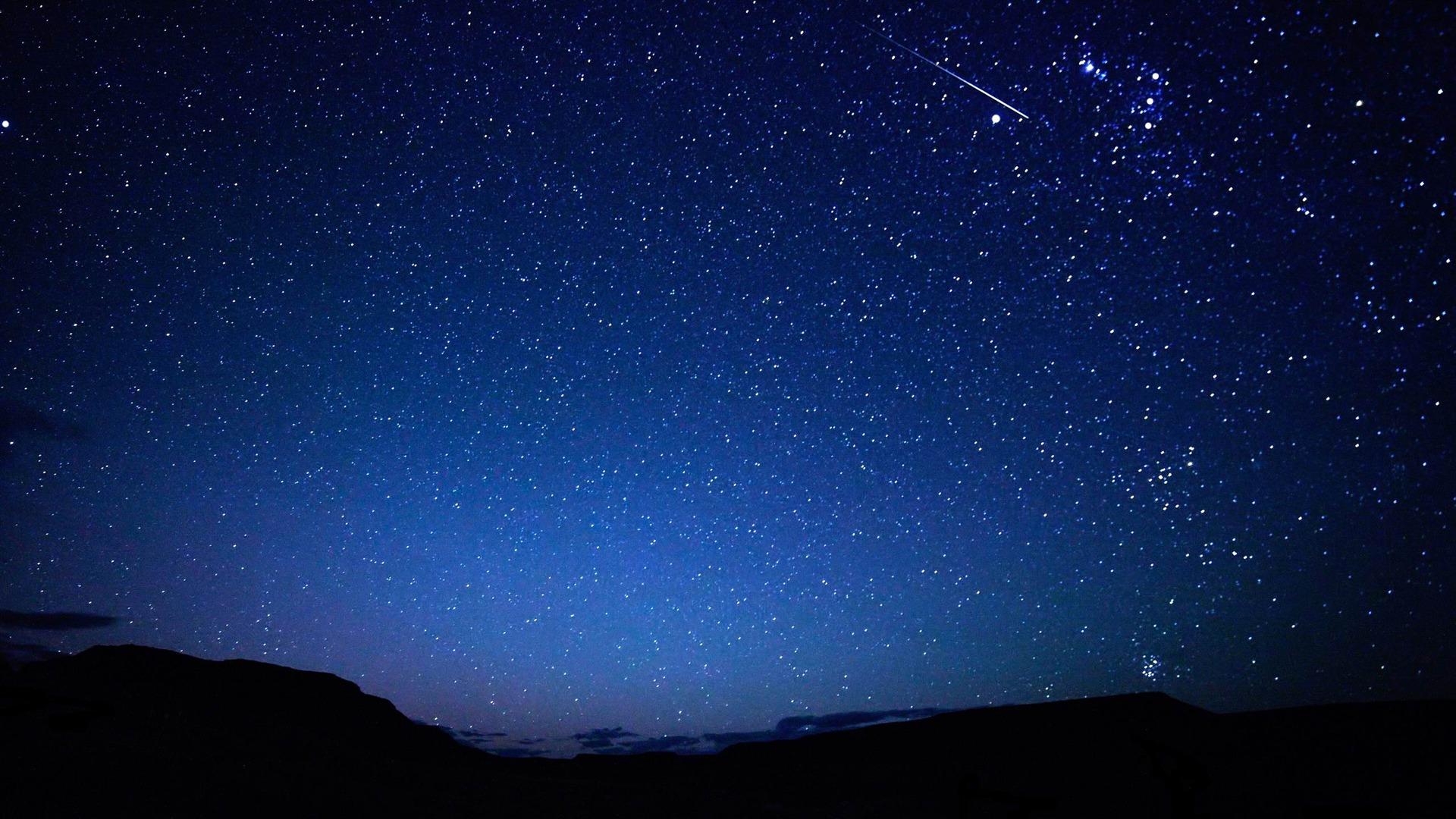 falling star Night sky HD wallpaper   1920x1080 wallpaper download 1920x1080