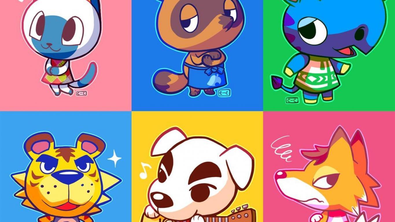 Image Result For Animal Crossing Hd Wallpaper Wallpapersafari