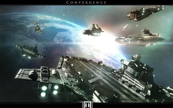 outer spacebattleship outer space battleship 1680x1050 wallpaper 600x375
