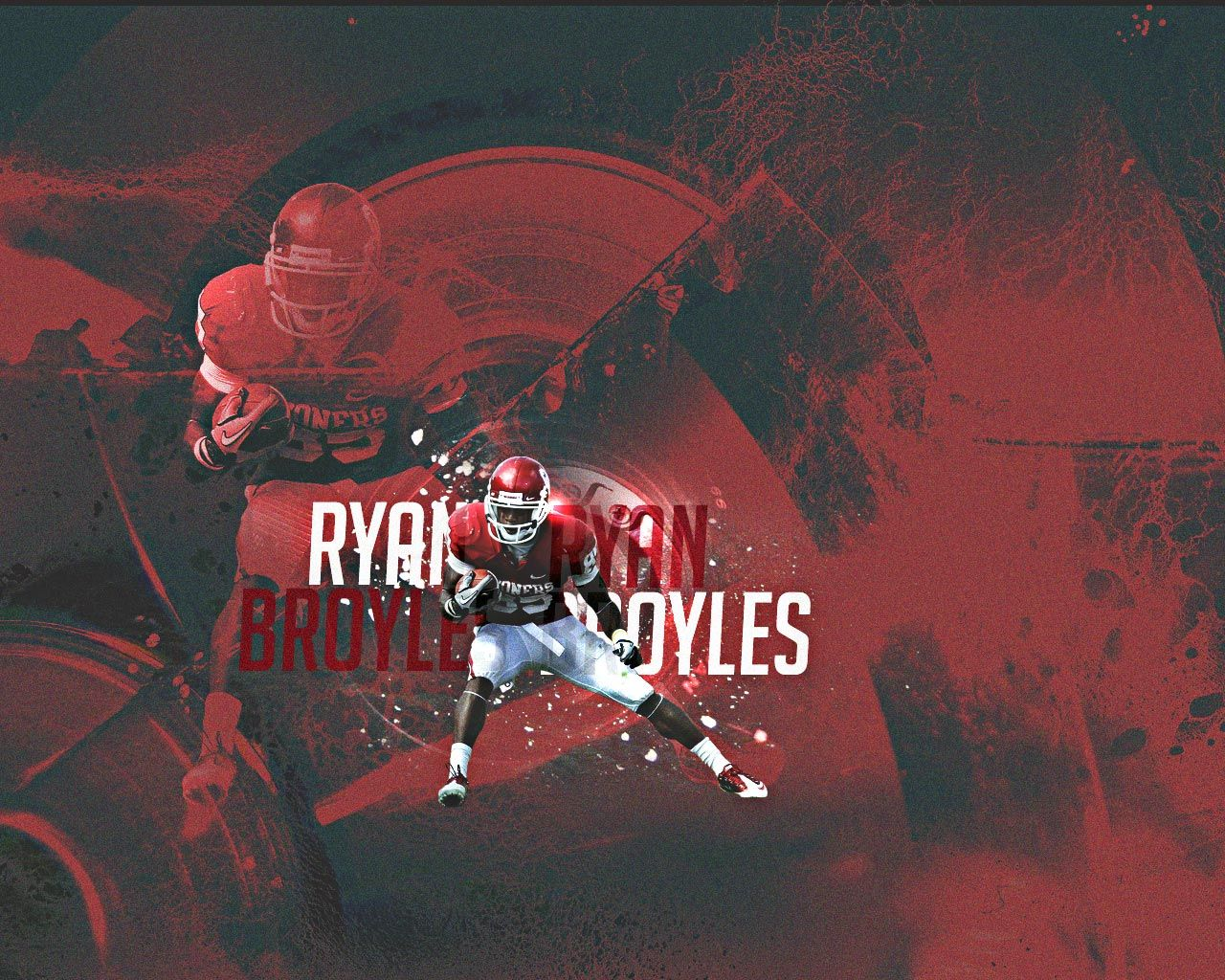 Wallpapers   Ryan Broyles Oklahoma Sooners wallpaper 1280x1024