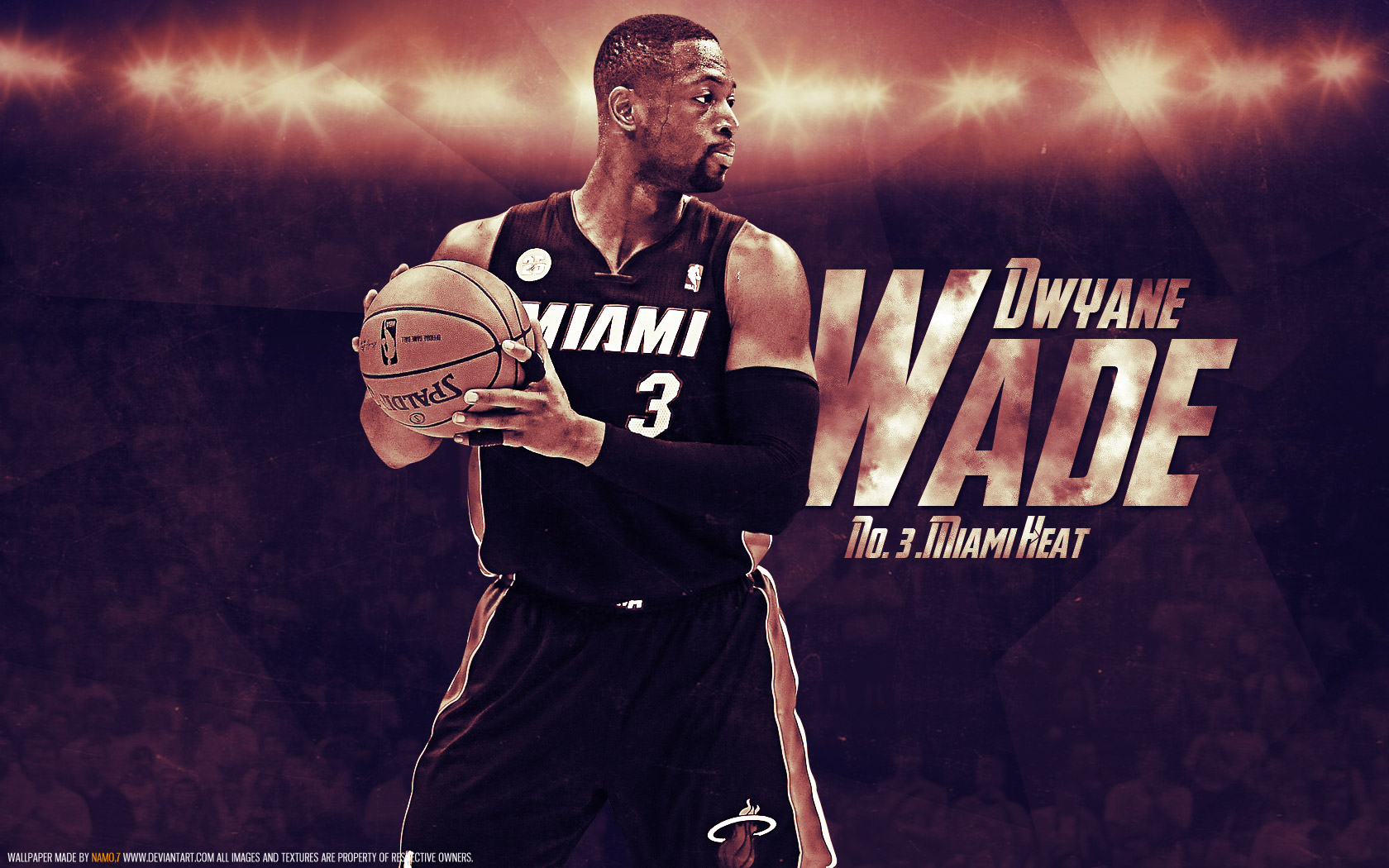 Dwyane Wade Wallpapers at BasketWallpaperscom 1680x1050