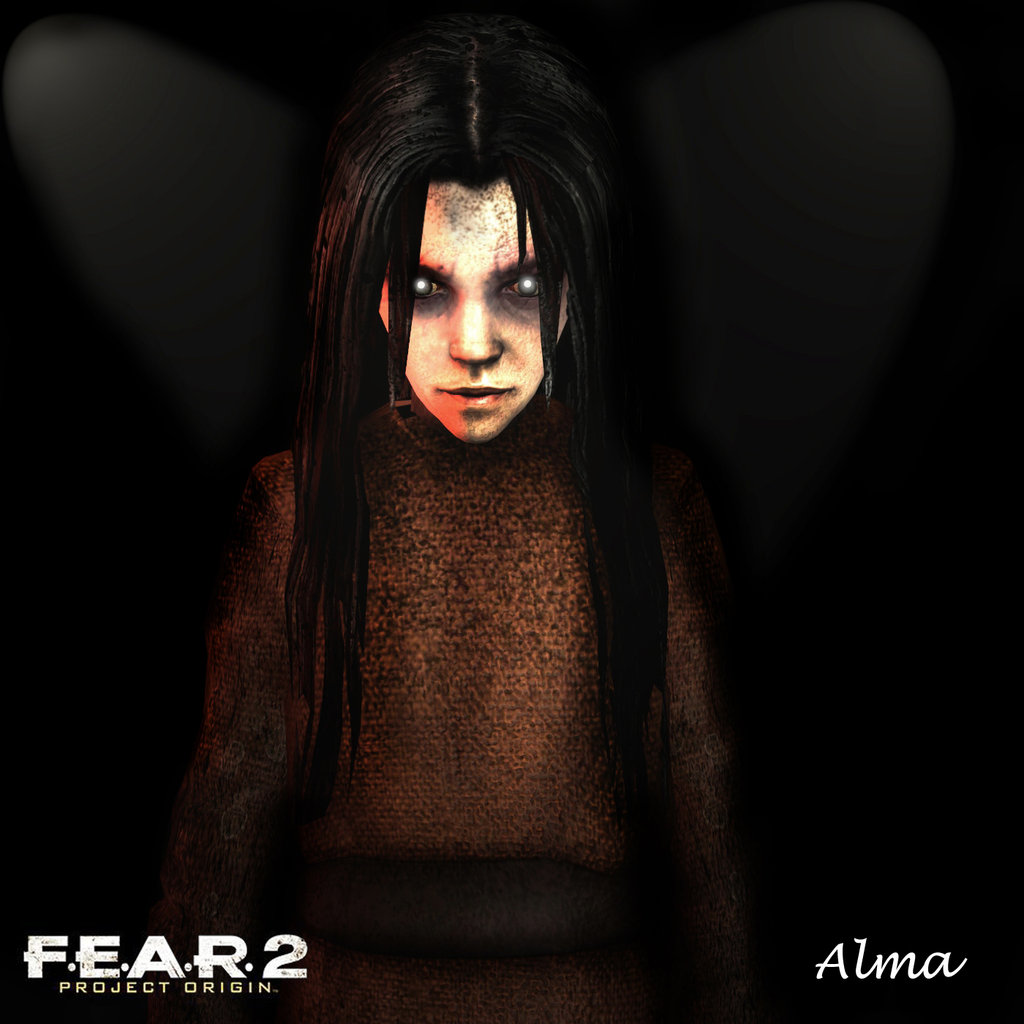 Free Download Fear 2 Alma Wade 1024x1024 For Your Desktop
