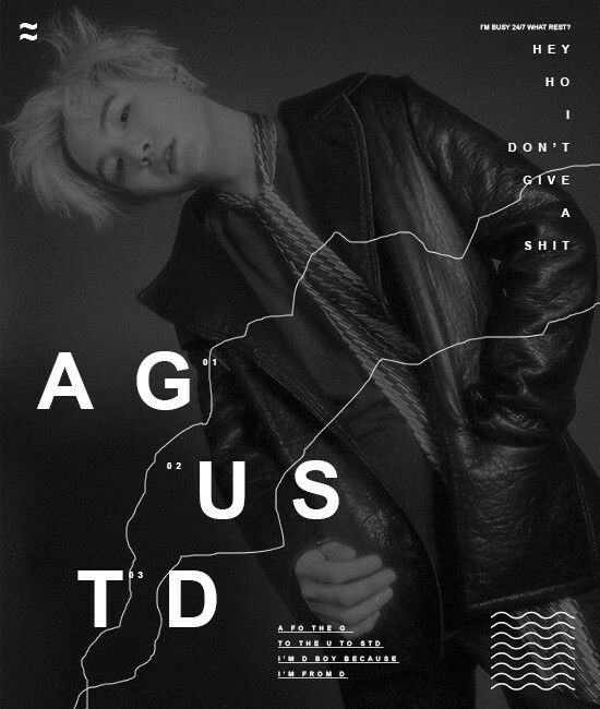 Free Download 17 Best Images About Agustd Pictures Of