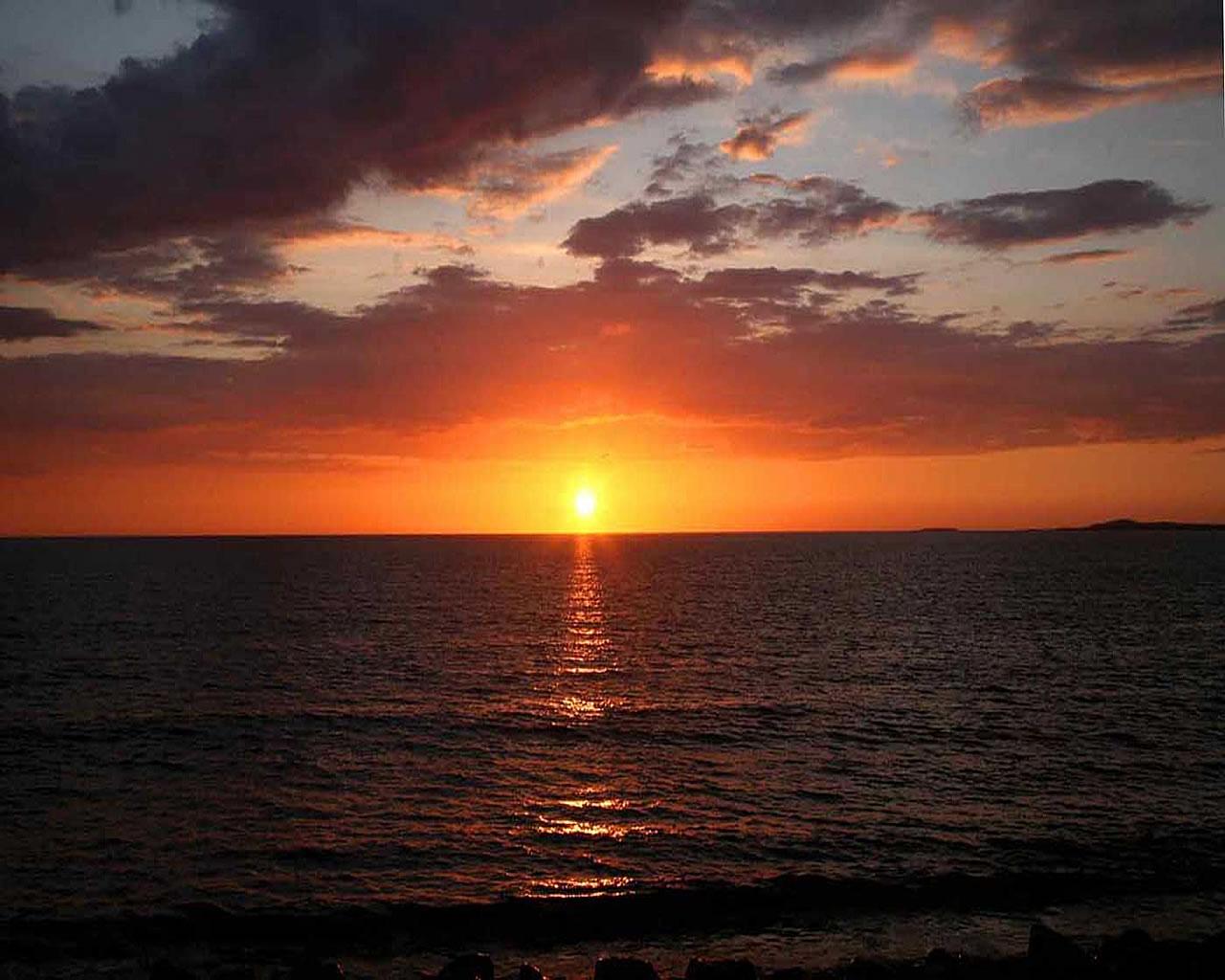 Summer Solstice strandhill ireland 1280x1024