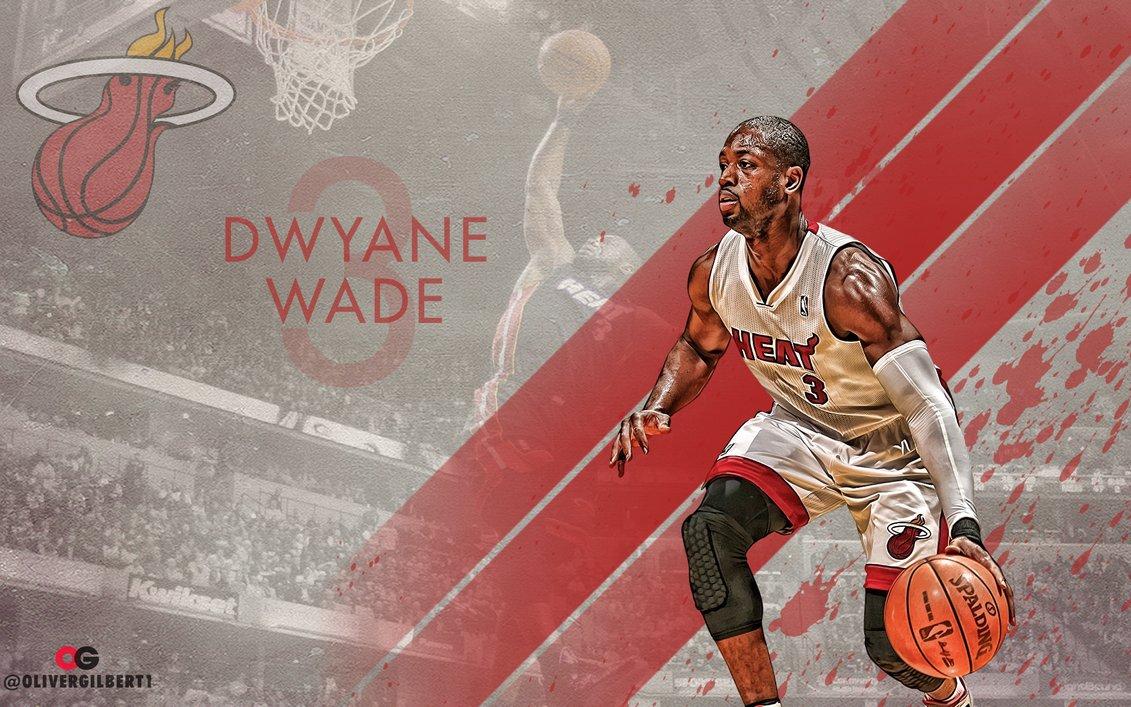 Dwyane Wade Wallpaper by Hecziaa 1131x707