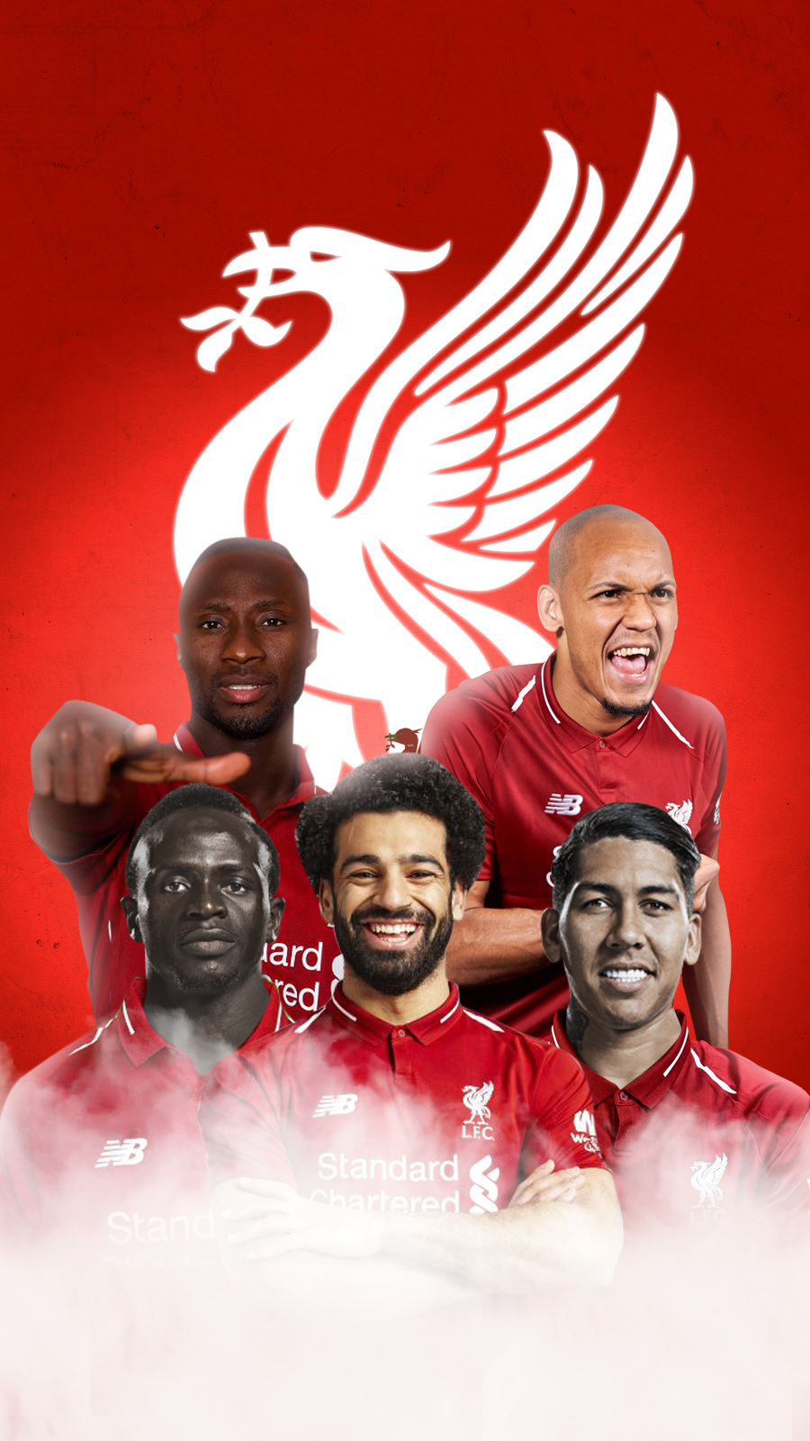 Liverpool wallpaper for new season LiverpoolFC 900x1600
