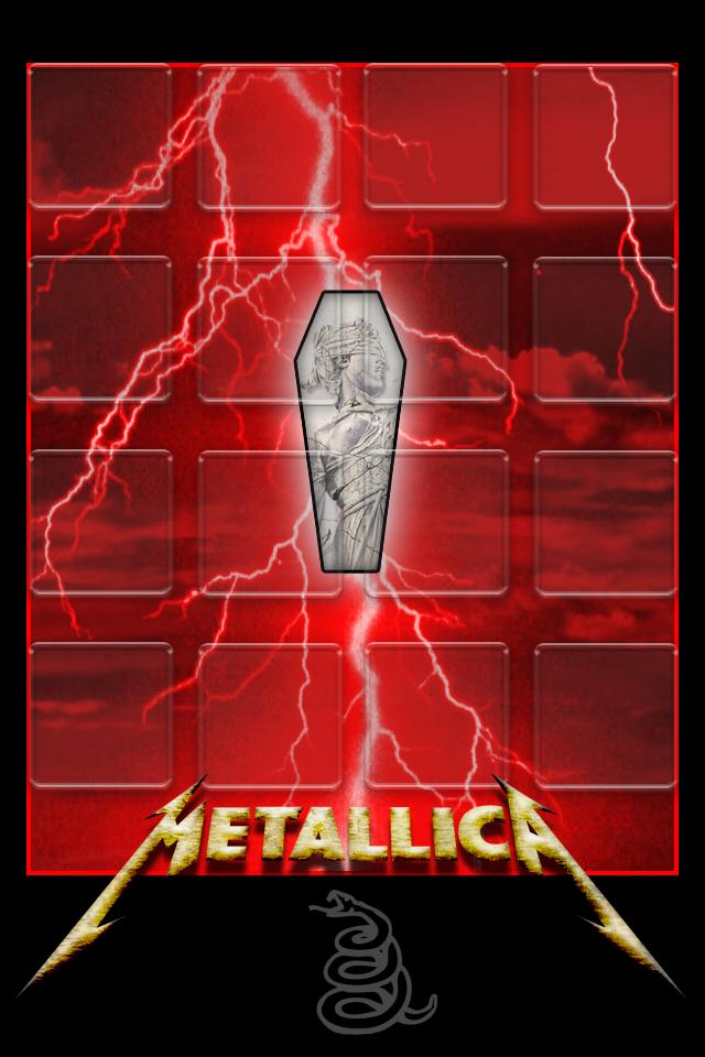 50 Metallica Wallpaper Iphone On Wallpapersafari