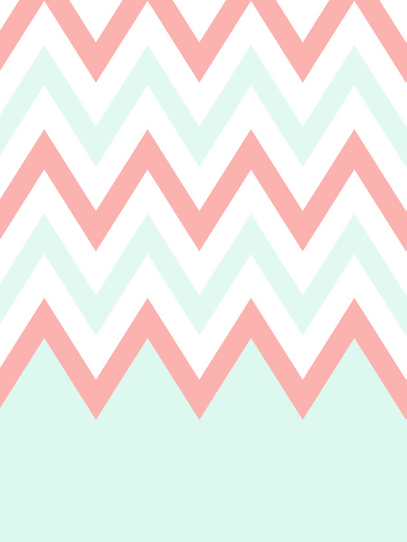 mint and pink wallpaper - photo #16