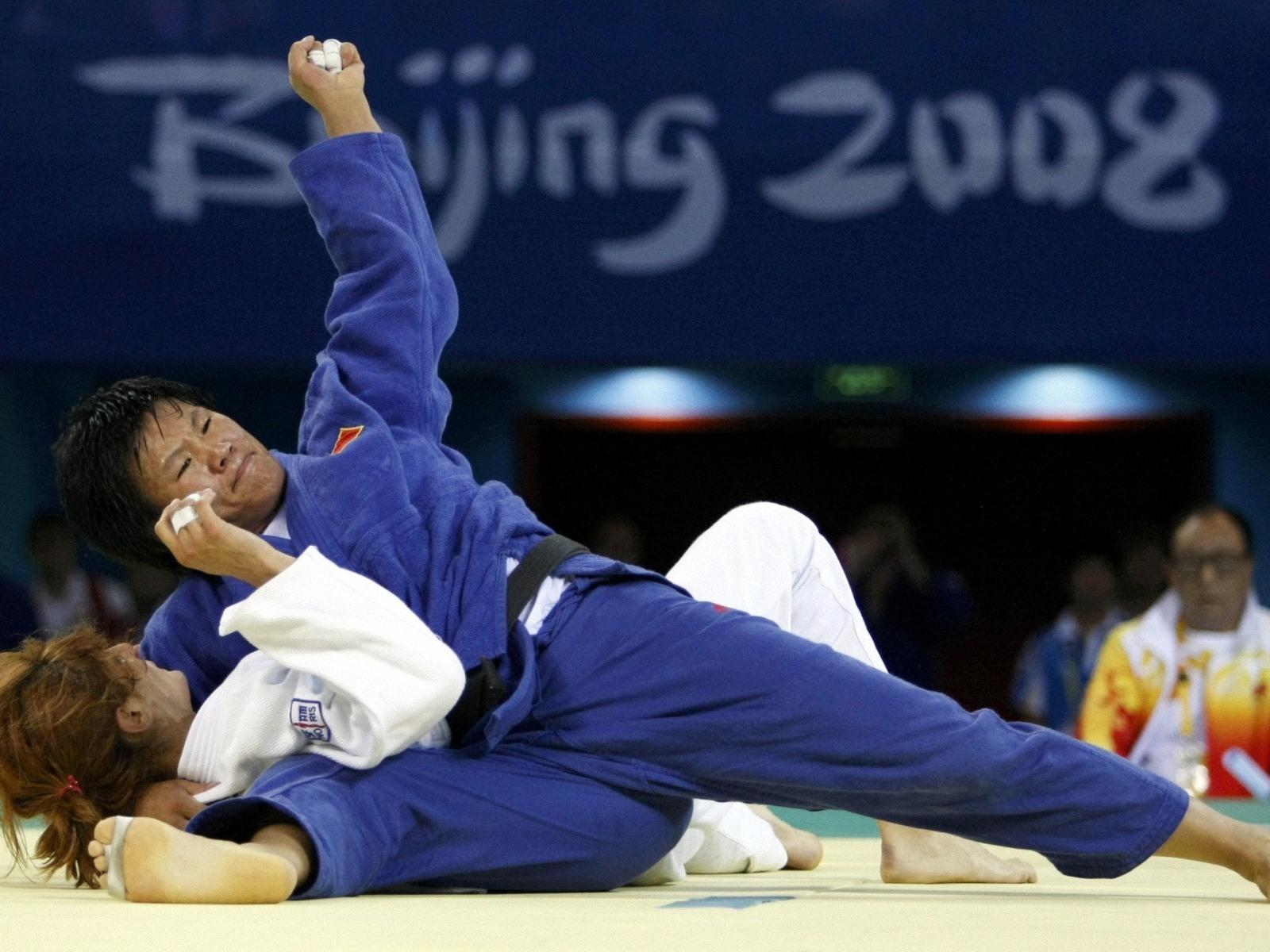 Judo Beijing 2008 WallpapersJudo Wallpapers Pictures Download 1600x1200