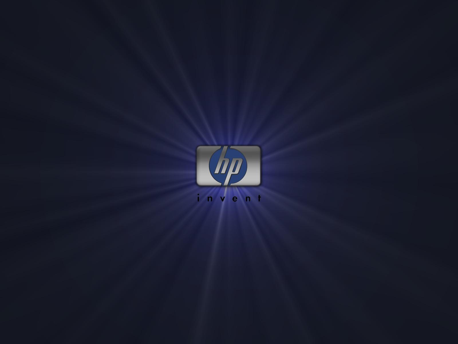 cool hp logo wallpaper - photo #35