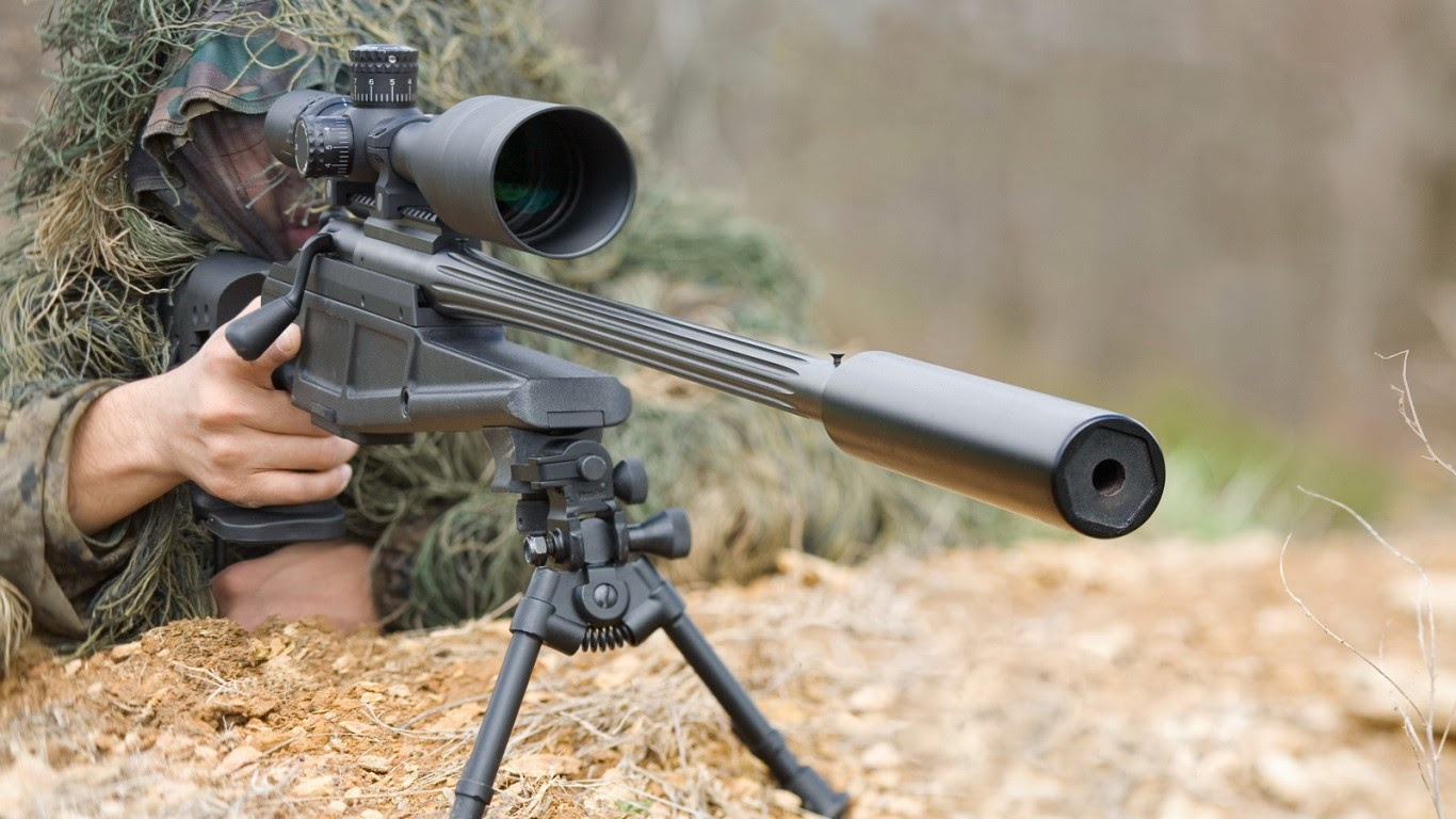 Orsis T 5000   An other Russian Baby with high precision Aim It don 1366x768