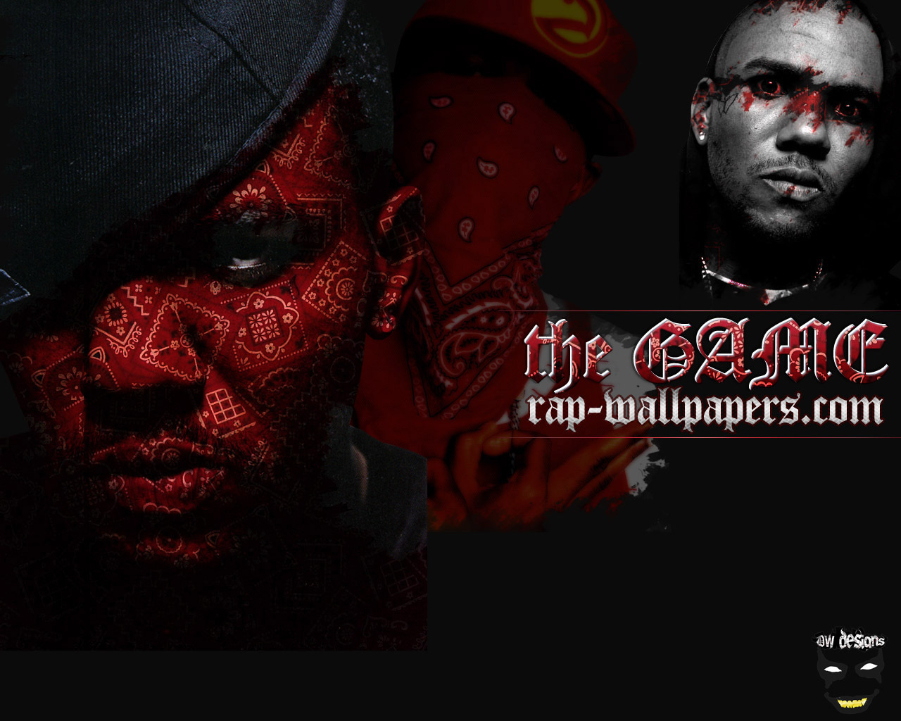 The Game   The Game Rapper Wallpaper 3618523 1280x1024
