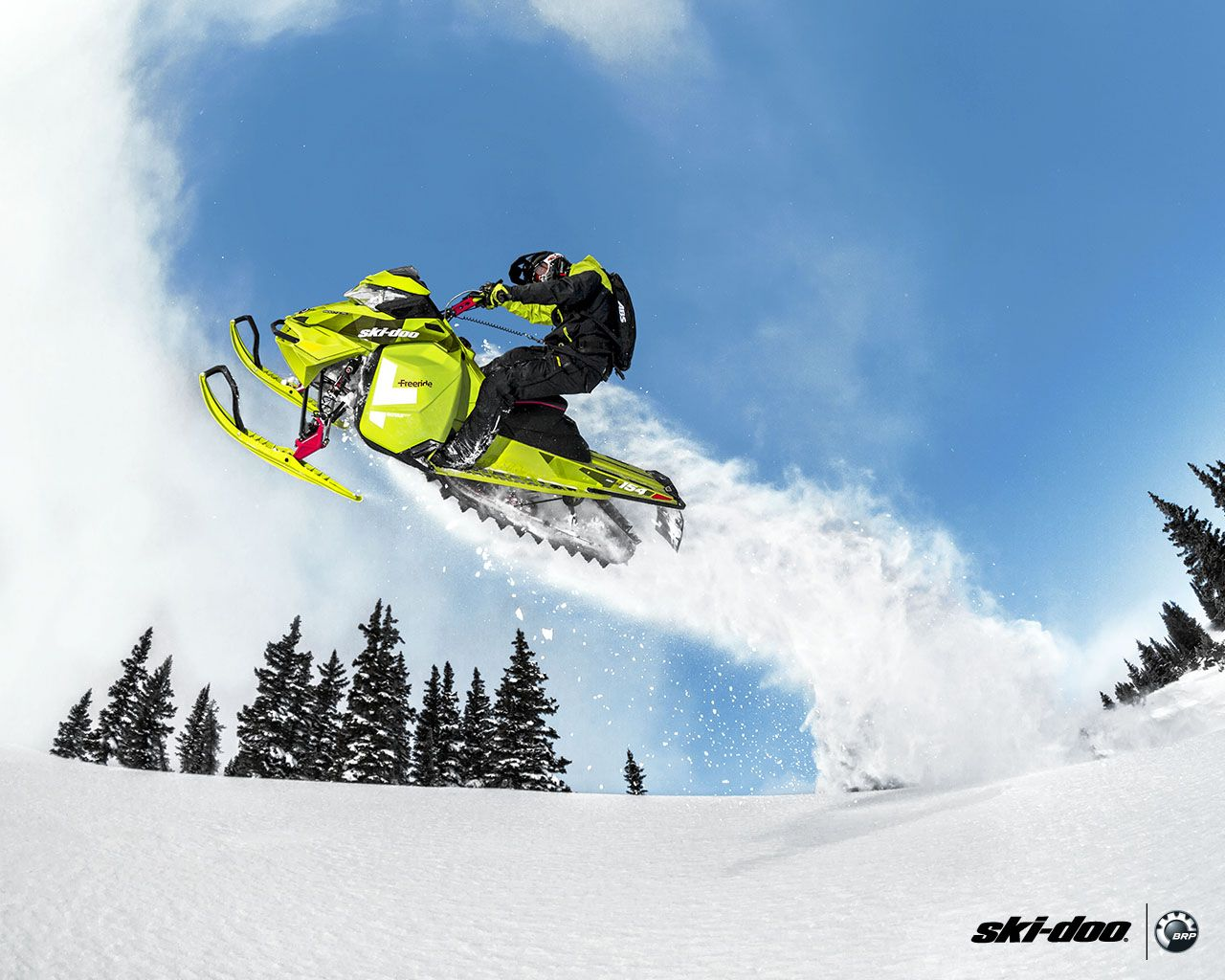 2015 Ski Doo Freeride 154   Reviews Price Specs 1280x1024