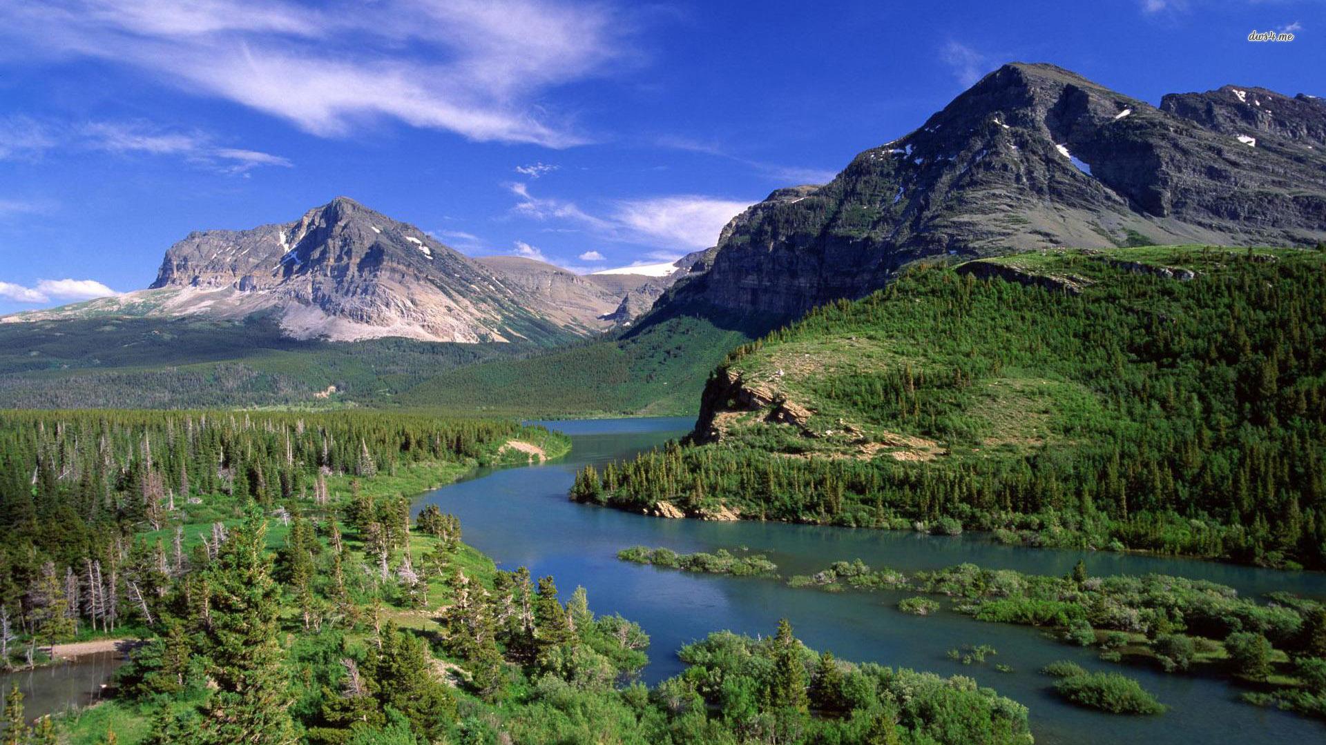 Mountain River wallpapers HD   260891 1920x1080