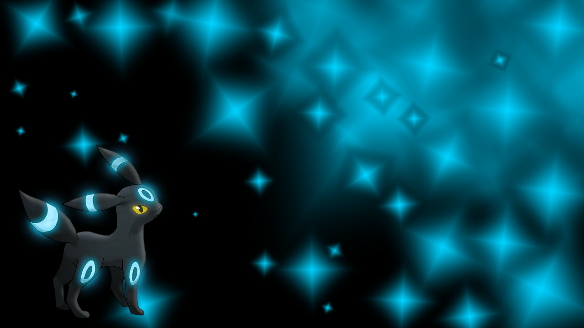 Umbreon Wallpaper by Trikk117 1920x1080