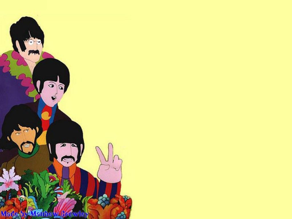 images Yellow Submarine Wallpaper HD wallpaper and background photos 1024x768