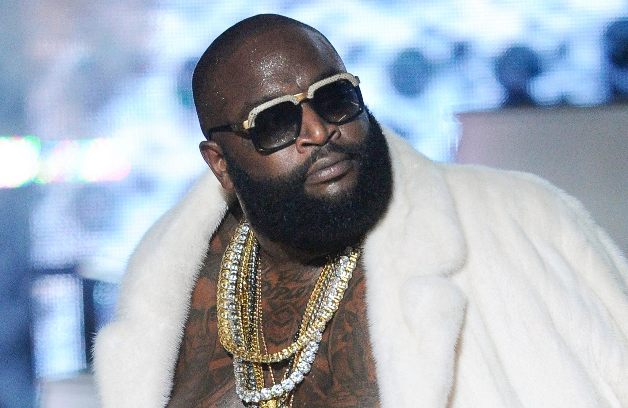 RICK ROSS gangsta rapper rap hip hop d wallpaper 2048x1331 181172 2048x1331