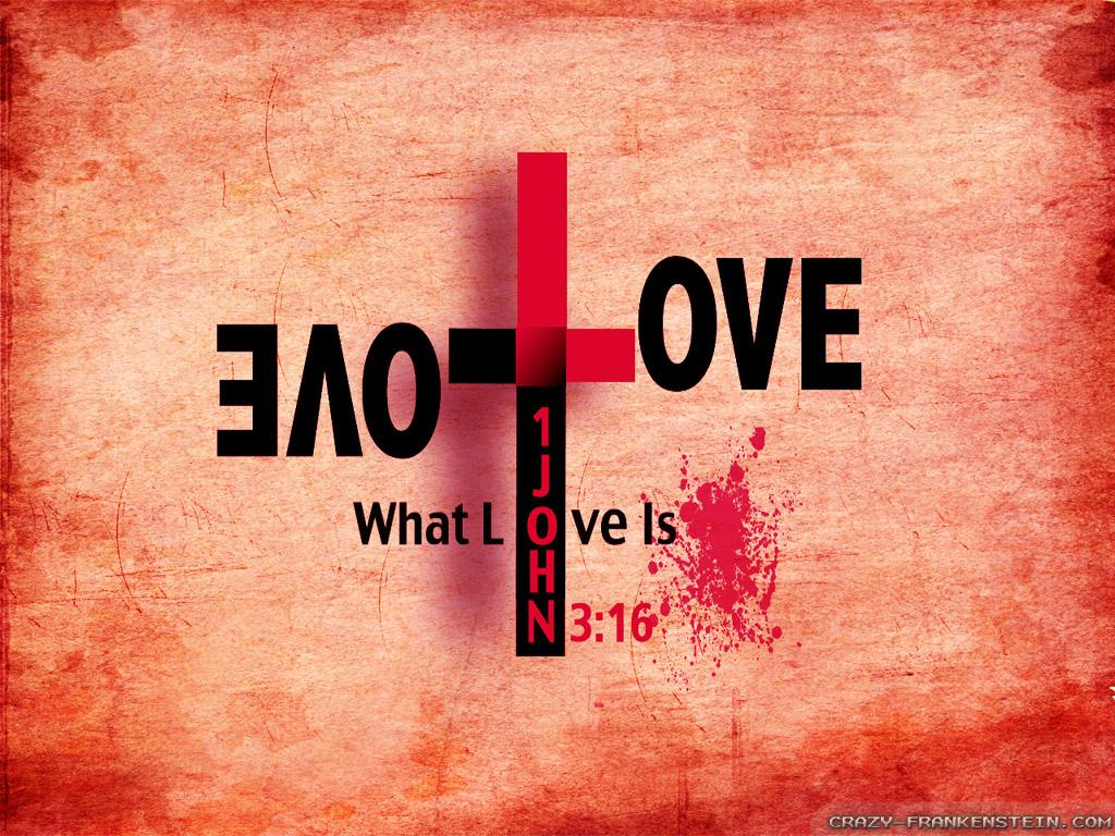 I Love Jesus Wallpapers 1024x768