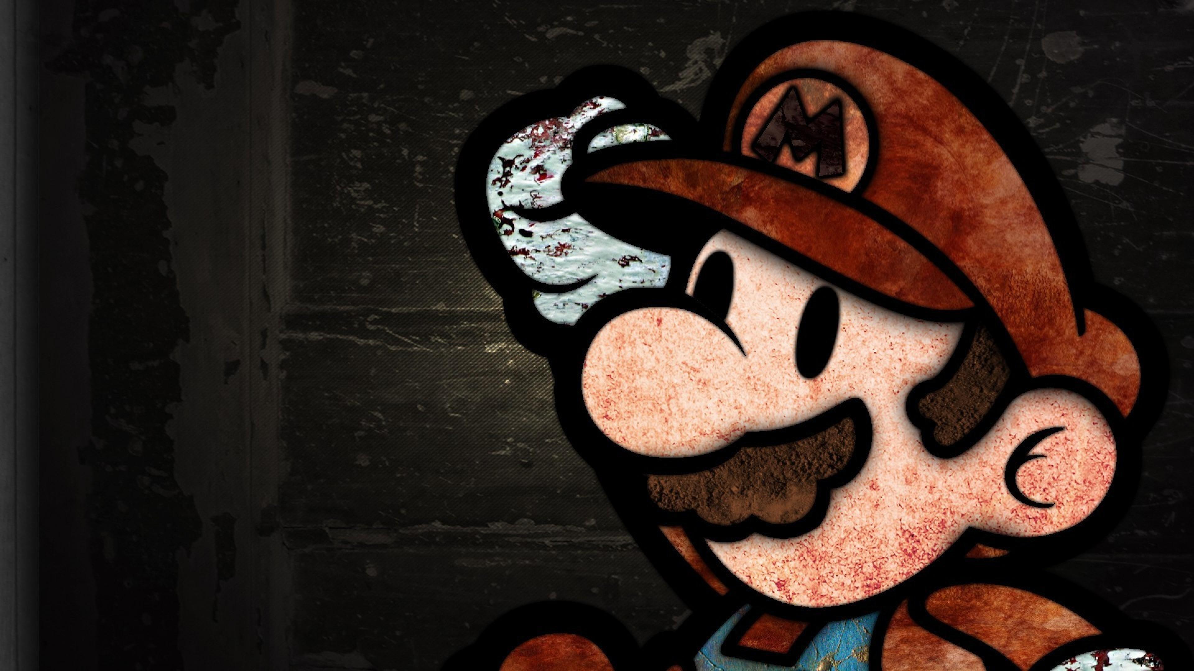 Super Mario   3840x2160   Ultra HD Wallpaper 3840x2160
