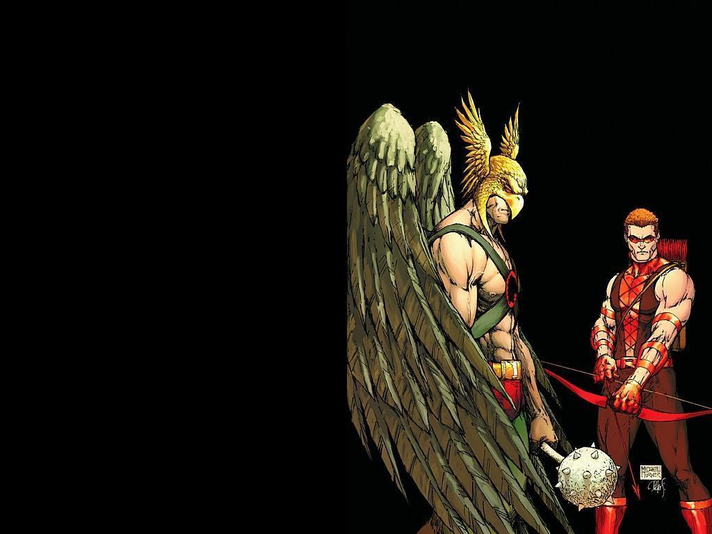 Hawkman Wallpapers 1024x768