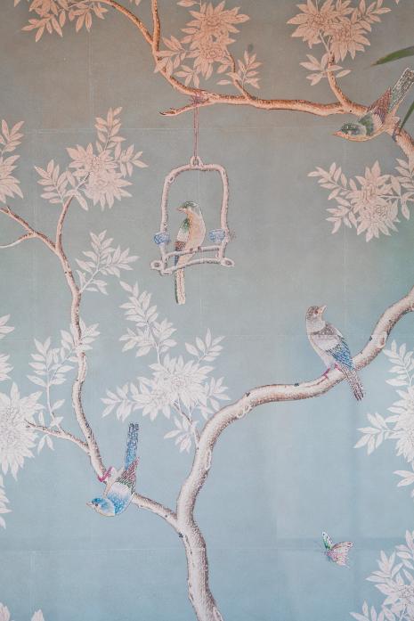 chinoiserie wallpaper Tumblr 465x697