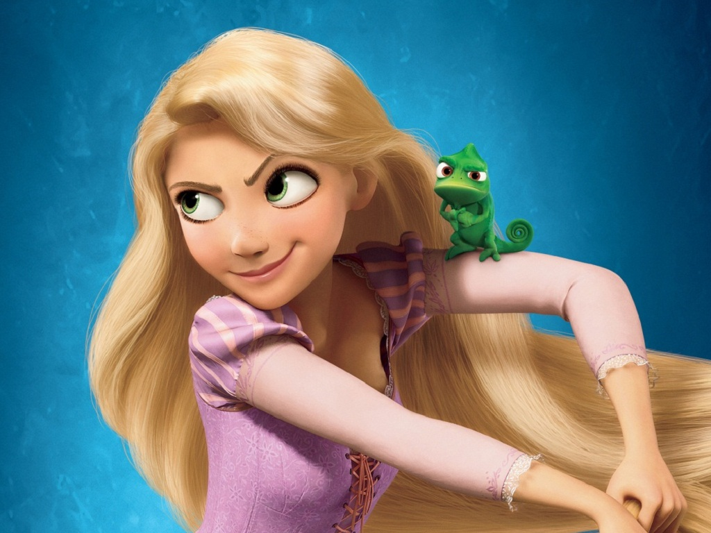 Disney Princess images Rapunzel Wallpaper wallpaper photos 28959069 1024x768