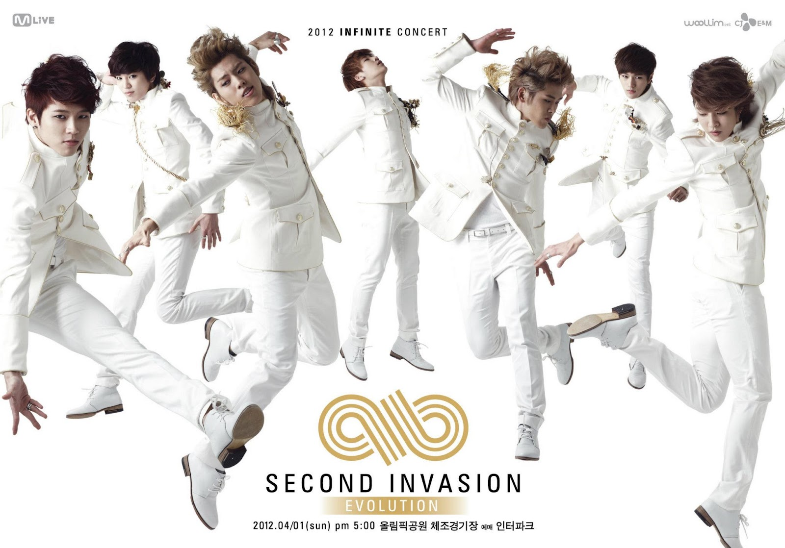 48 Infinite Kpop Wallpaper On Wallpapersafari