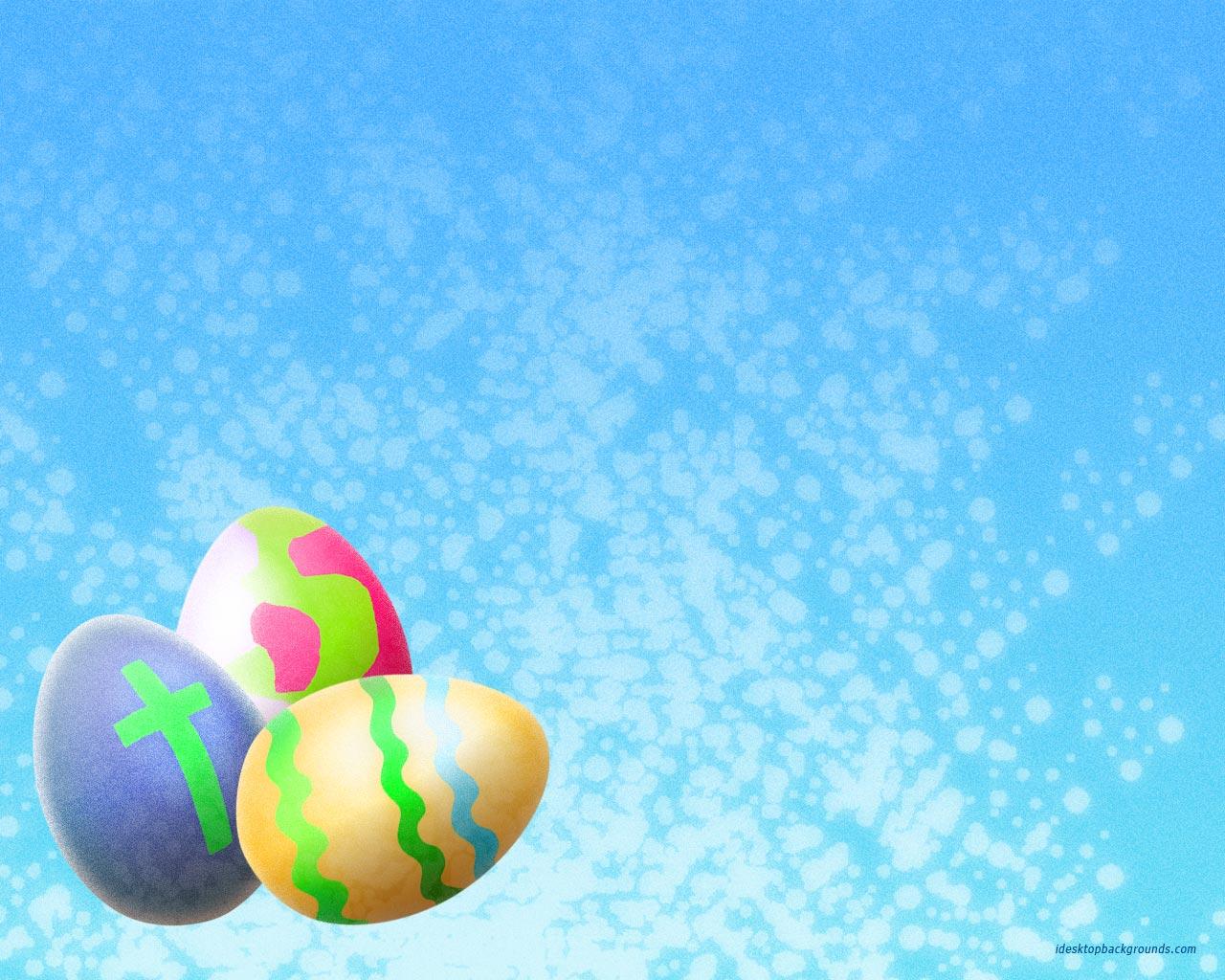 Easter backgroundjpg 1280x1024