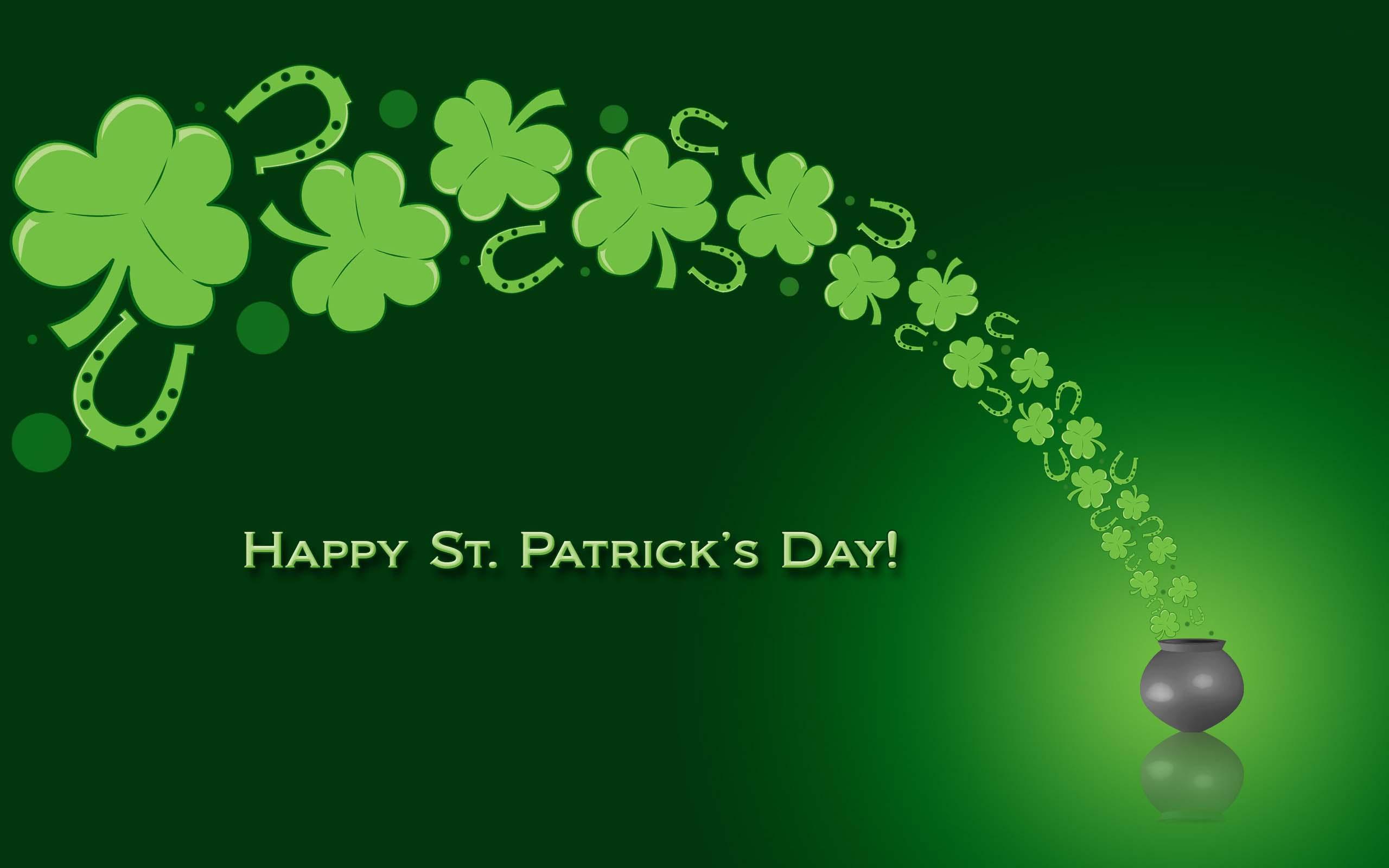 Happy St Patricks Day Hi Res Wallpaper 2880x1800 2560x1600
