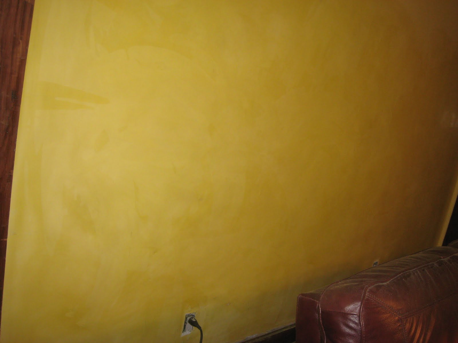 How to Venetian Plaster over Wallpaper From Attic to Crawlspace 1600x1200