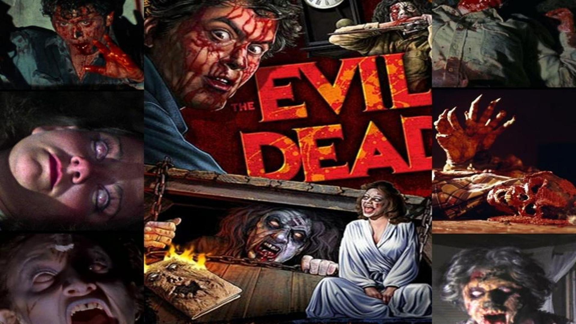 evil dead wallpapers hd wallpapersafari