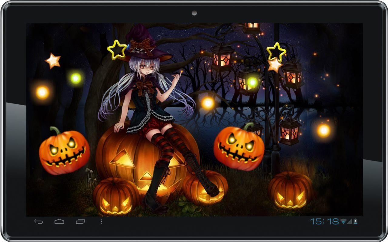 Halloween Joke Live Wallpaper   Android Apps on Google Play 1280x800