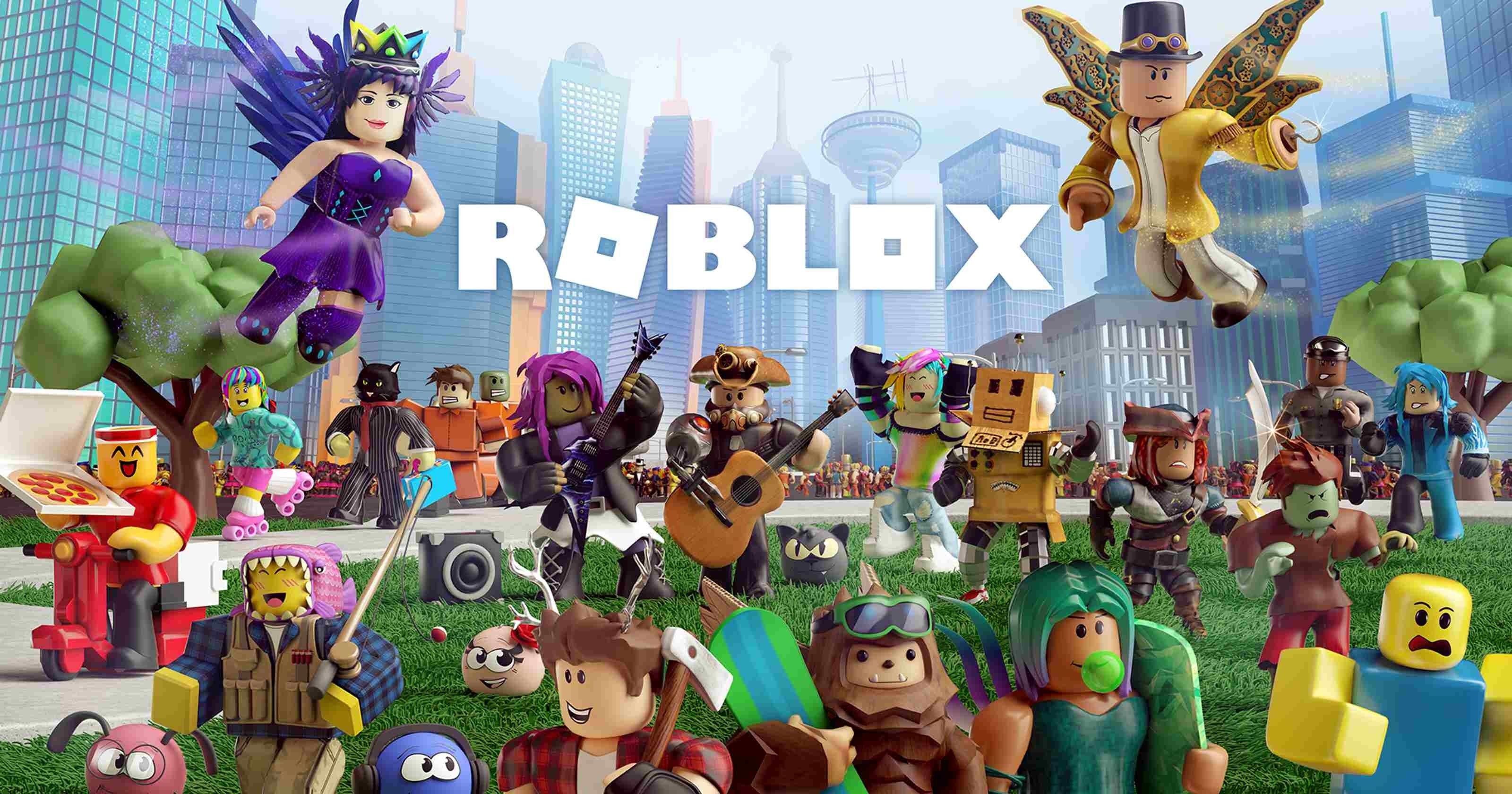 Roblox Characters Wallpapers   Top Roblox Characters 3200x1680