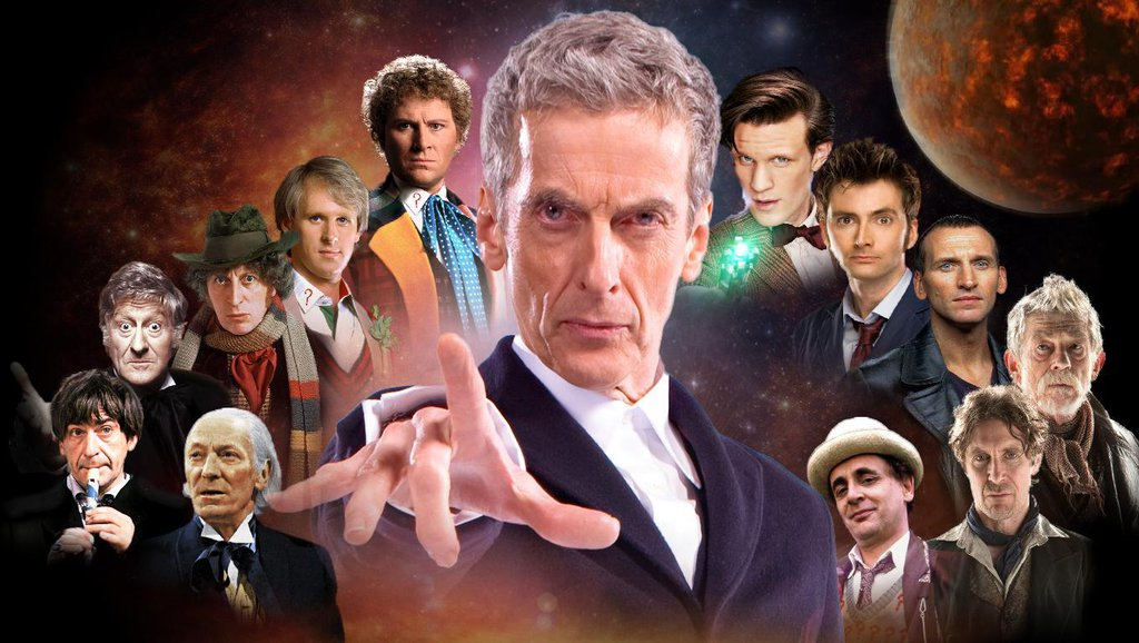 Image result for dr who all the doctors