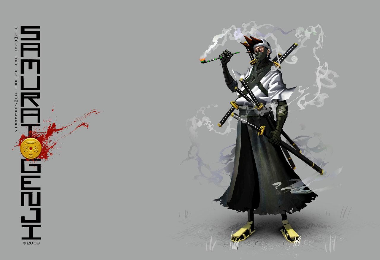 samgen wallpaper   genji by dinmoney 1280x876