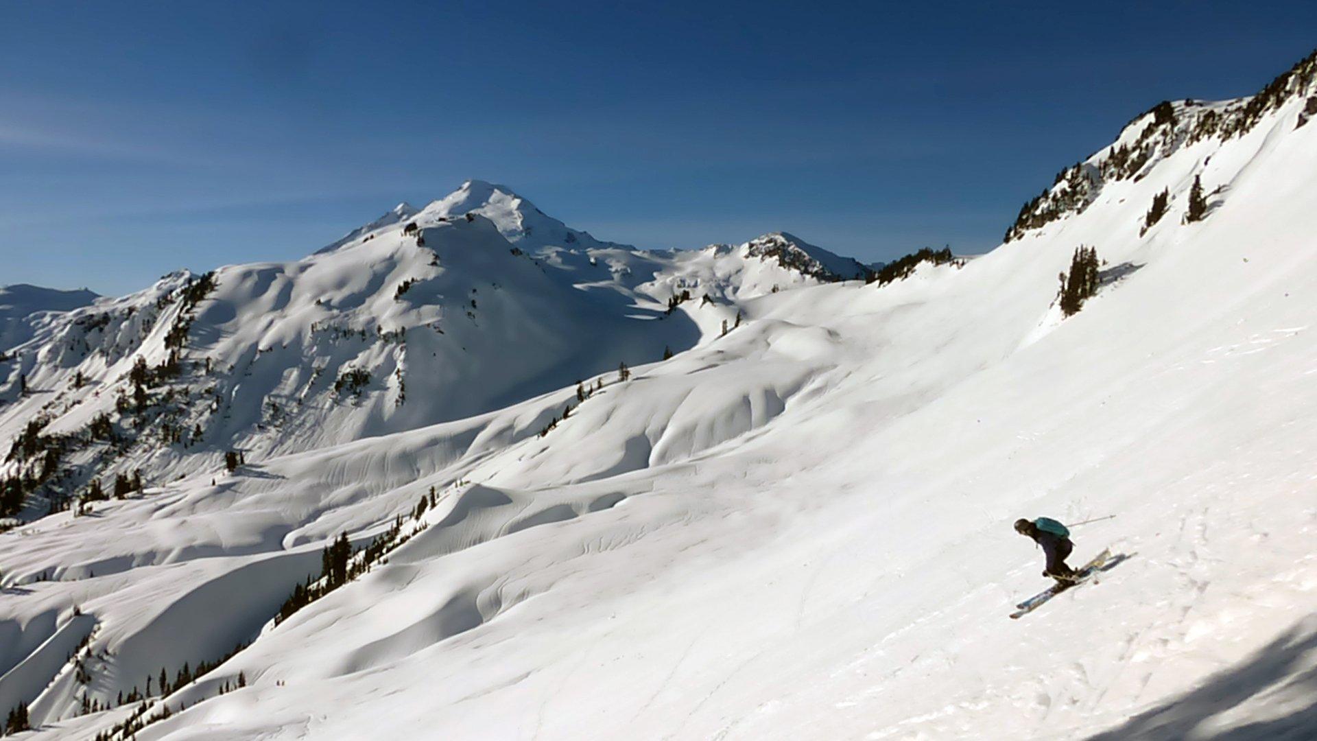 Ski Mountain Wallpaper Wallpapersafari