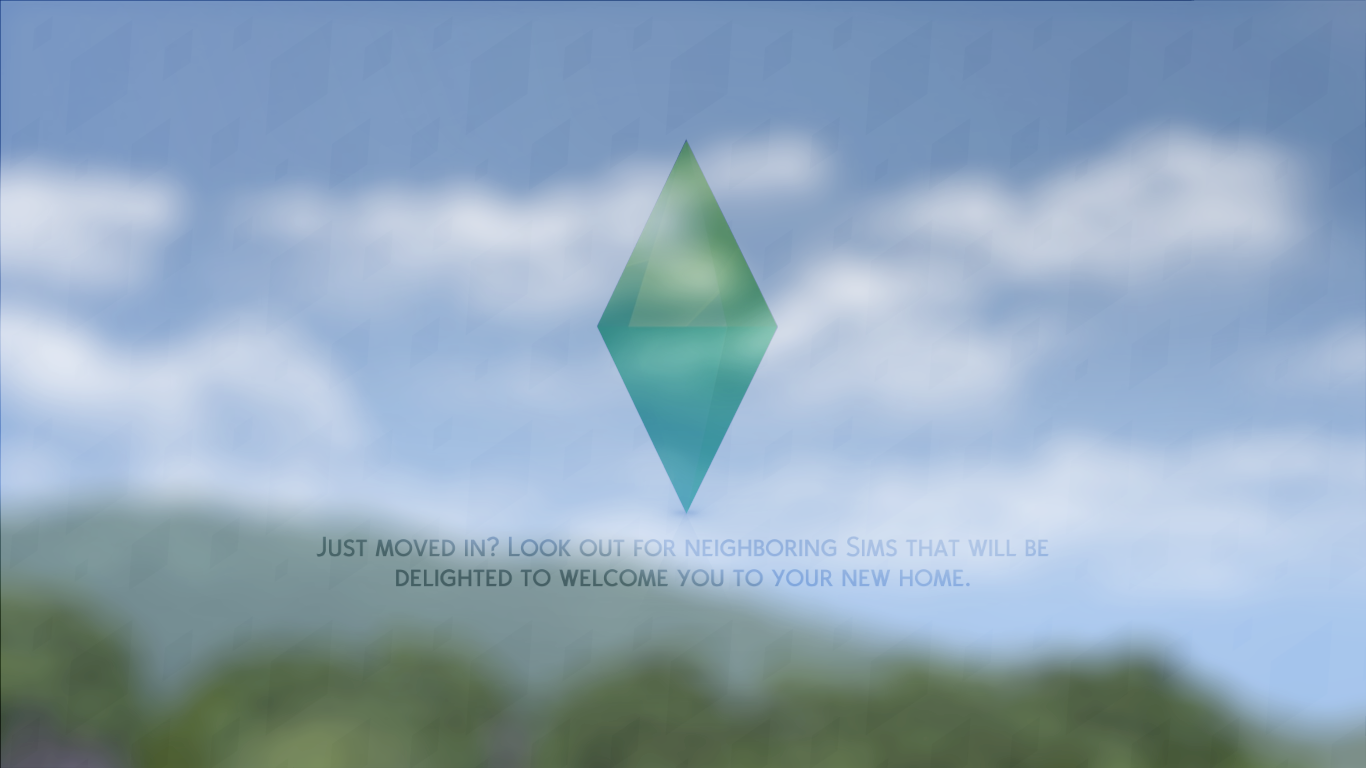 Plumbob Background 103 images in Collection Page 1 1366x768