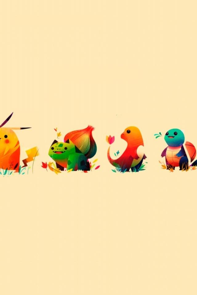 Pokemon IPhone 6 Wallpaper